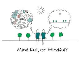 cartoon mind full or mindful