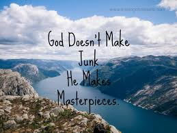 god doesn't make junk